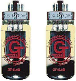 Groove Tubes GT-6L6R Duet