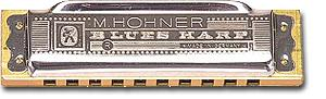 Hohner Blues Harp  Key of G
