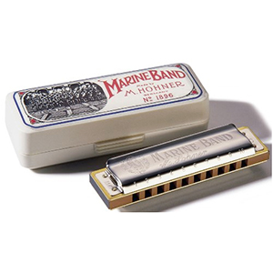 Hohner Marine Band Key of B [1896]