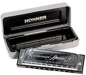 Hohner Special 20 Key of F#