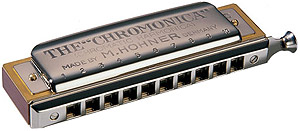 Hohner 260/40 Chromonica C