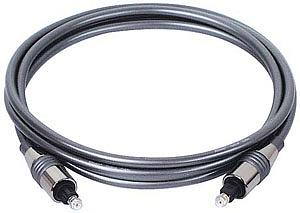 Hosa 10 foot 3.5mm to Toslink Fiber-Optic Cable