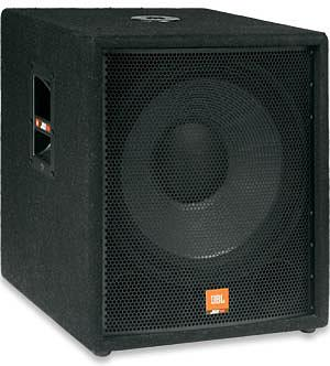 JBL JRX118S * 1 Available [JRX118S]