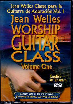Jean Welles Worship Guitar Class Vol 1 DVD