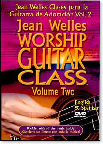 Jean Welles Worship Guitar Class Vol 2 DVD