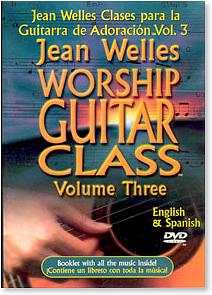 Jean Welles Worship Guitar Class Vol 3 DVD