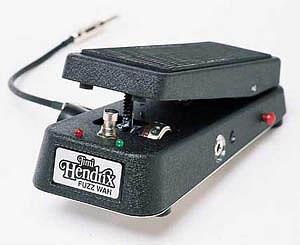 Dunlop Jimi Hendrix Fuzz Wah [JH1FW]