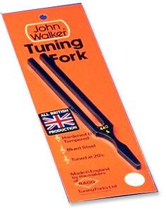 8thstreet John Walker Tuning Fork in A