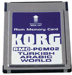 Korg RMC-PCM02 [RMC-PCM02]