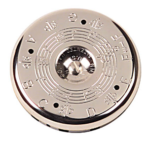Master Key Chromatic Pitch Pipe - F to F