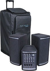 Kustom Profile System One Portable PA w/Stands & Bag