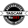 Authorized Tascam Dealer