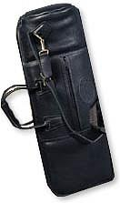 Levys LM201 Leather Trumpet Bag [LM201]