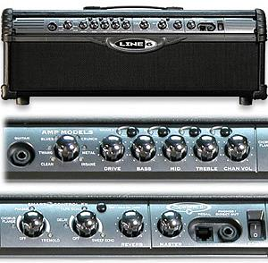 Line 6 Spider II HD-150 [99-010-0615]