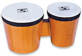 LP Latin Percussion LPM199 Mini Tunable Bongos [LPM199AW]