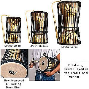 LP751 Medium Talking Drum