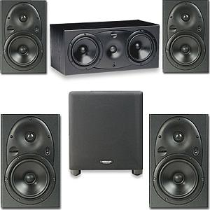 Mackie 5.1 Surround System (active)