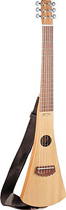 Martin Classical Nylon Backpacker Guitar [Backpacker Nylon String]