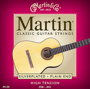 Martin M120 Classical Strings