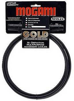 Mogami Gold AES - 3 Foot