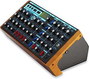 Moog Optional Wood Handles for Voyager RME