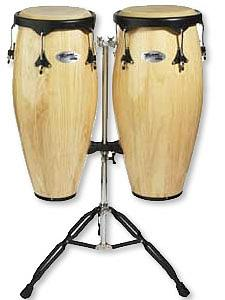 Miami Series Conga in Natural Wood