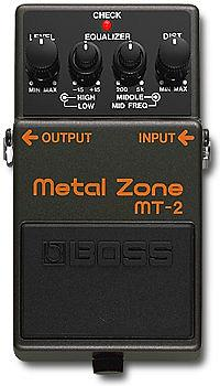 Boss MT-2 Metal Zone [MT2]