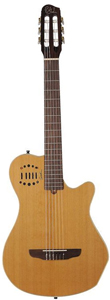 Godin MultiAc Nylon - Natural Semi-Gloss