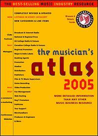 The Musicians Atlas 2005