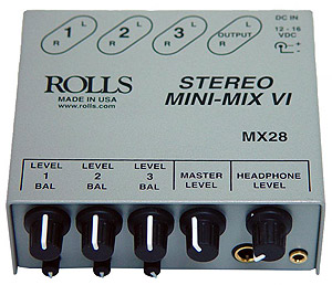 Rolls MX28 [MX28]