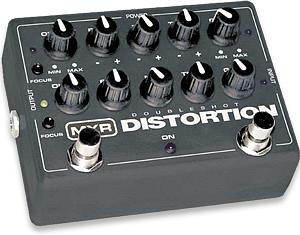 MXR Doubleshot Distortion Pedal