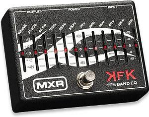MXR Kerry King Ten Band Equalizer KFK1 [KFK1]