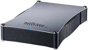 netDrives - 400 GB