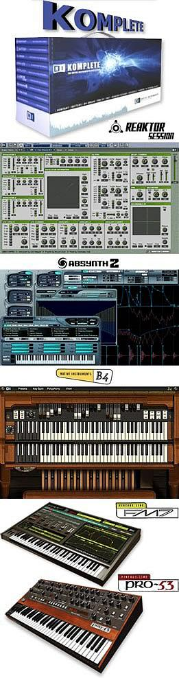 Native Instruments NI KOMPLETE