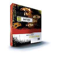 Native Instruments Battery Studio Drums [125002]