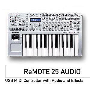Novation ReMOTE 25 Audio XTREME
