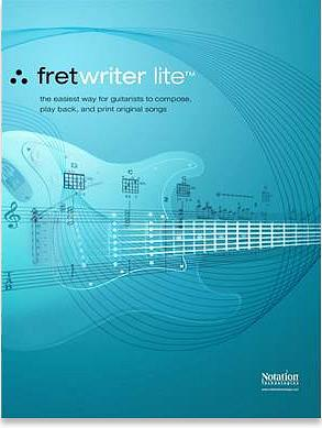 Notation Technologies FretWriter Lite (For PC)