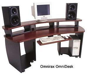 OmniDesk - Black
