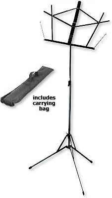 SM7122BB Music Stand