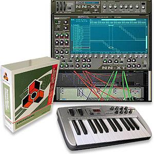 M-Audio Oxygen8 w/Reason 2.5 Bundle