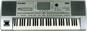 PA80 w/VHG1 Harmonizer