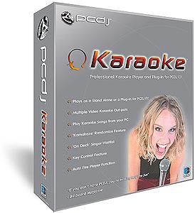 PCDJ KJ Karaoke