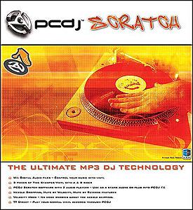 PCDJ Scratch