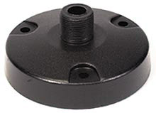 Podium Flange - Black