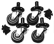 Peavey Pop Out Swivel Caster Set [00051220]