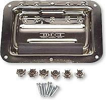 Peavey Heavey Duty Flight Case Handle - Zinc