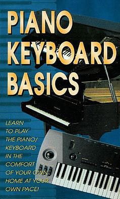 MVP Piano & Keyboard Basics (DVD)