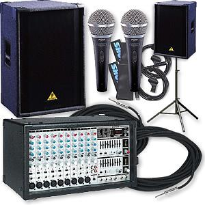 Behringer PMX2000  B1520 Package