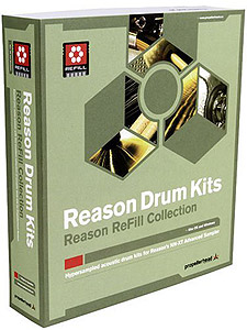 Propellerhead Drum Kits ReFill