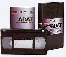 QYADAT42A  42 min ADAT tape (3 Pack)